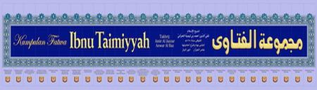 Kumpulan Fatwa Ibnu Taimiyyah